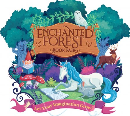 Enchanted Forest Fall Book Fair